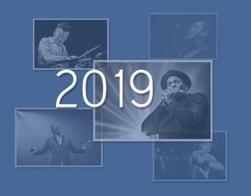 Mes photos de concert de 2019